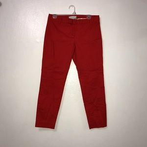 Gap slim cropped pant